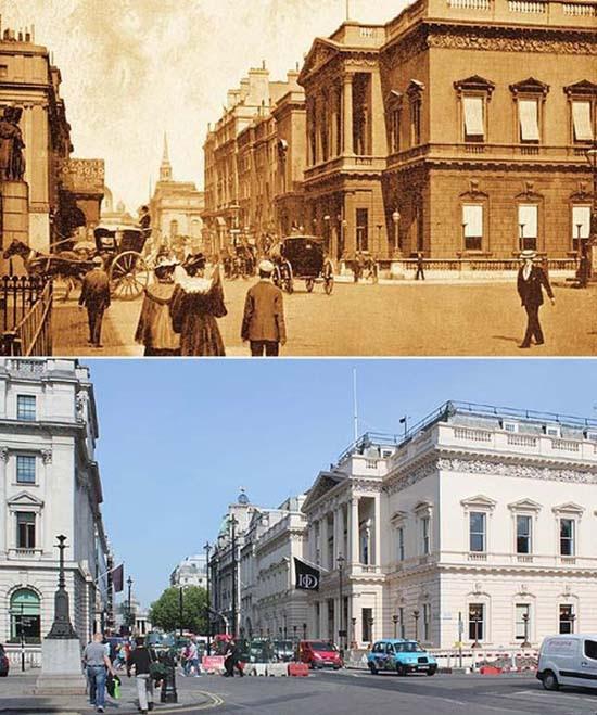 Λονδίνο: 1897 vs σήμερα (9)