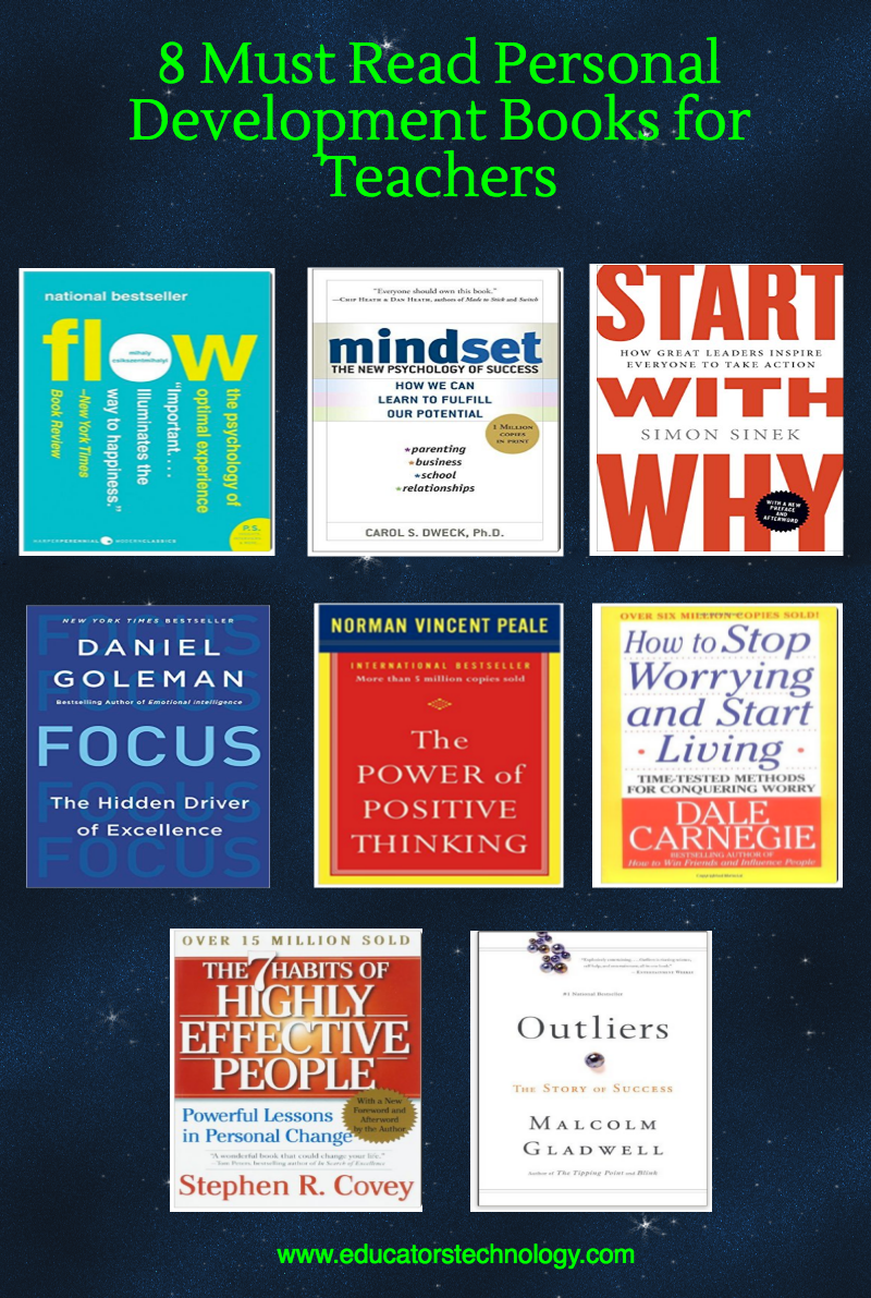 Personal Development Books for Teachers