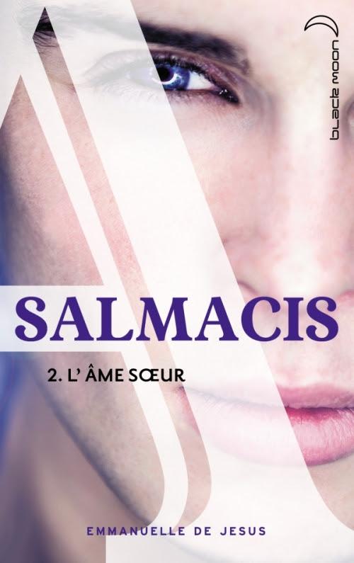 Couverture Salmacis, tome 2 : L'âme soeur