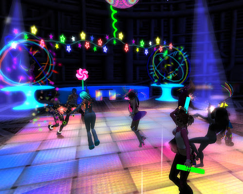 Rave - Crowd