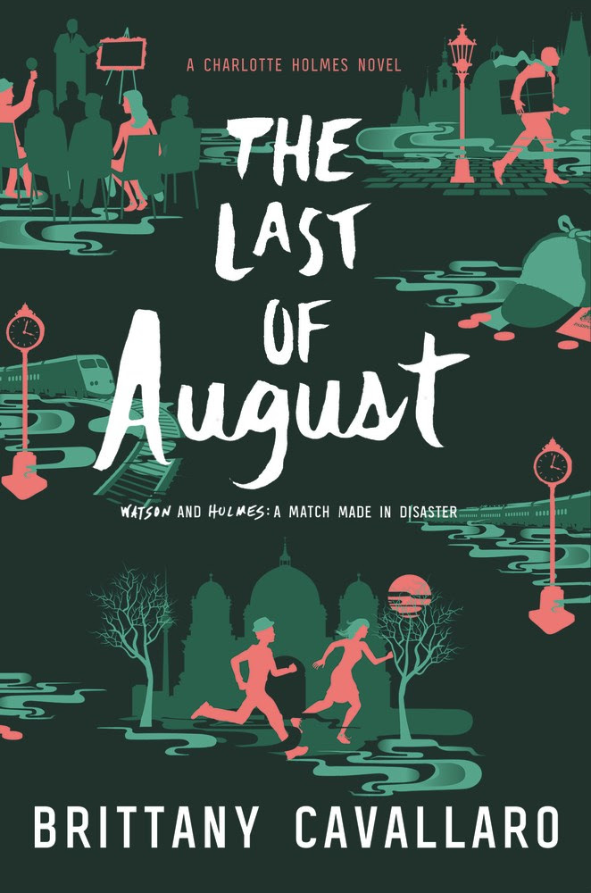The Last of August by Brittany Cavallaro - The Official Harper Winter 2017 Cover Reveal List via Epic Reads