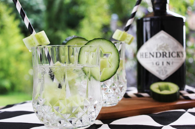 Hendricks Gin; Gin Gurke