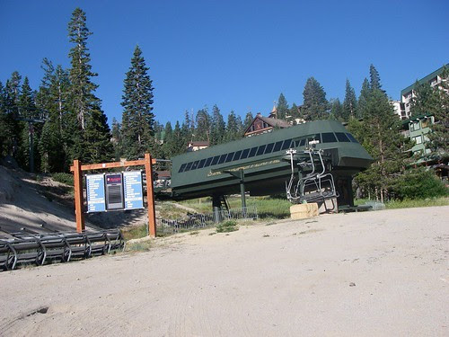 stagecoach chair lift