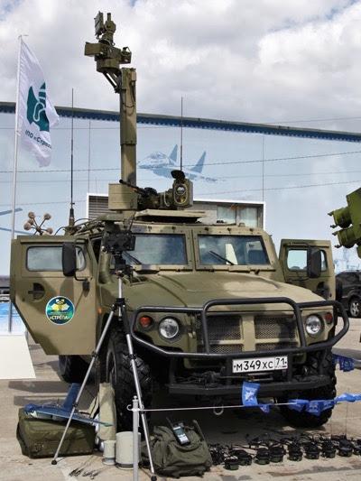 Resultado de imagen para Sova-SBRM vehicle
