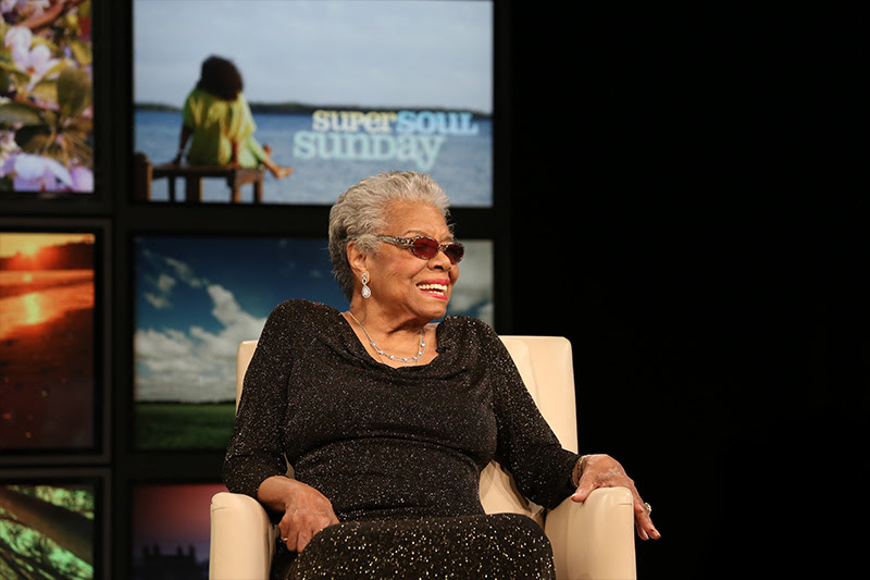 The Best Advice Maya Angelou Has Ever Given and Received ...