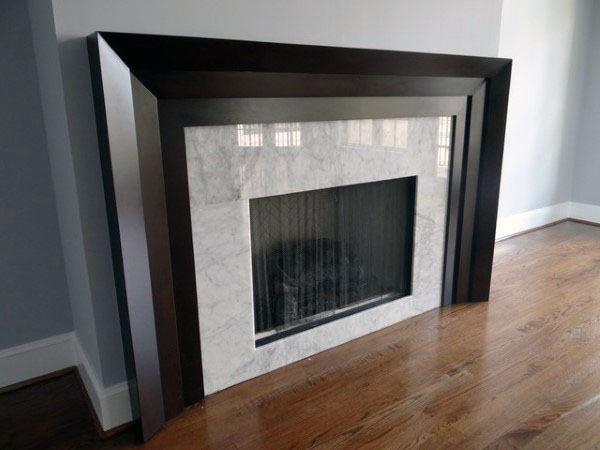 Awesome Wood Fireplace Designs Pictures images