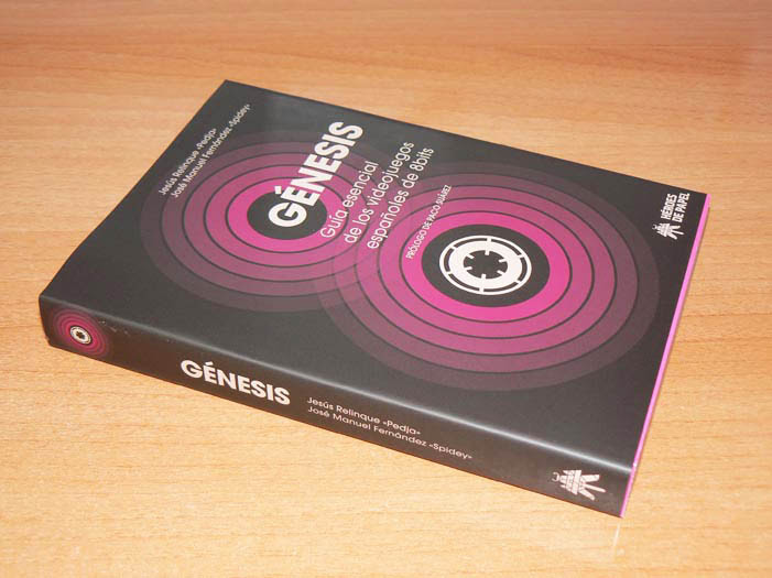 GÉNESIS - Guía videojuegos 8bits (4)