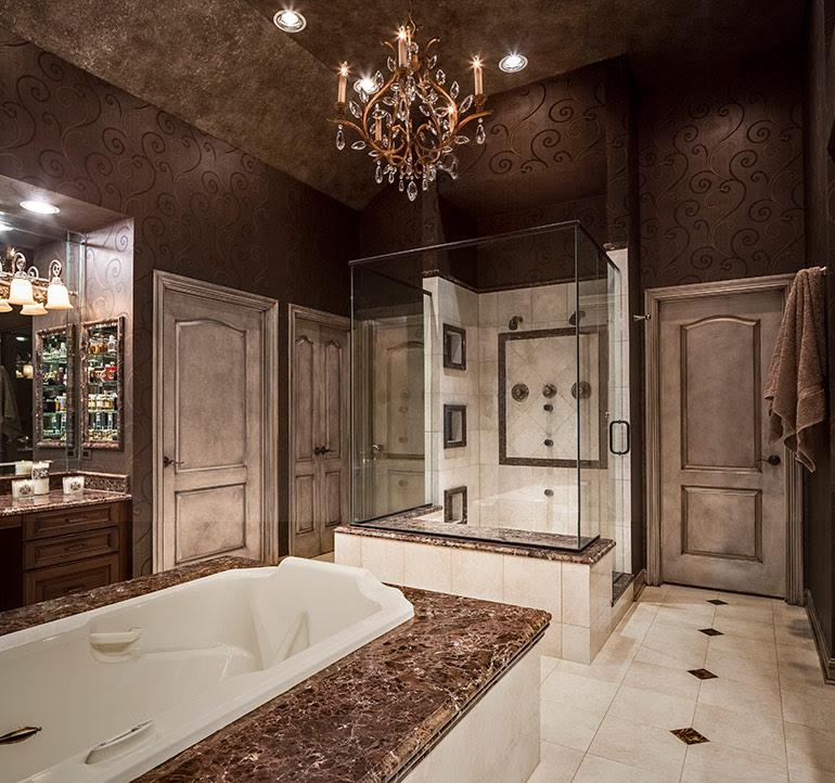 Master Bath Interior Design in Kansas City | Design ...
