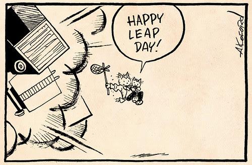 Laugh-Out-Loud Cats #1905 by Ape Lad