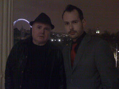 Philip Ridley And I.