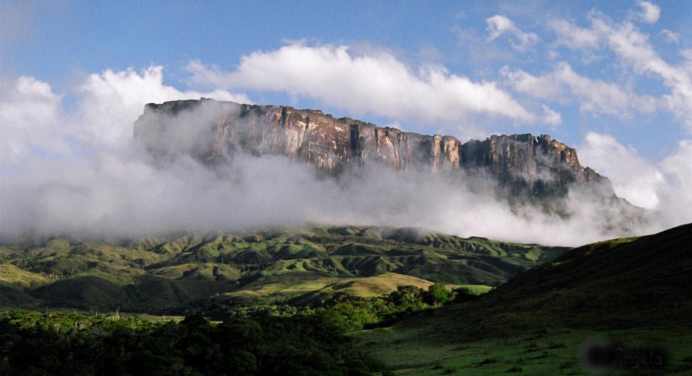 Mount Roraima Landscape