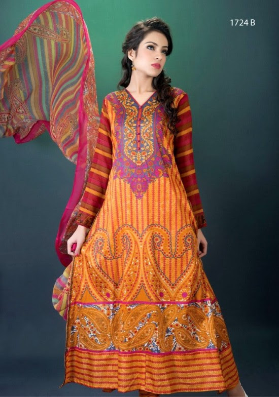 Hajiba-De-Chiffon-by-Dawood-Lawn-Double-Shade-Lawn-Prints-New-Fashion-2013-2014-1
