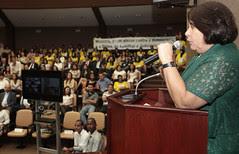 Ministra Eliana Calmon defende eleição direta para direção dos tribunais
