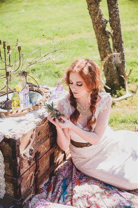 DIY Vintage Boho Chic Wedding Ideas   Models, Washington