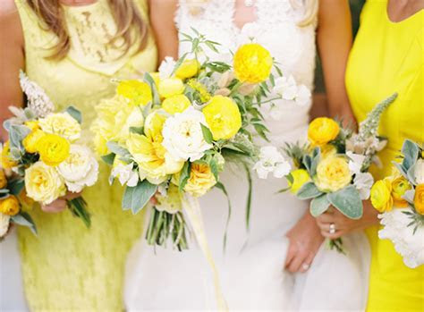 Yellow Rose of Texas from Southern Weddings   Snippet