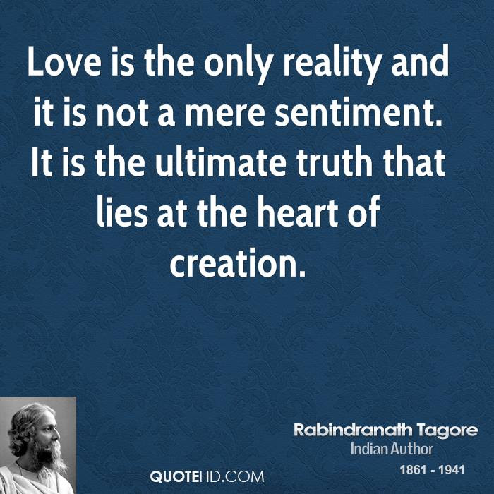 Best of Rabindranath Tagore Quotes On Love