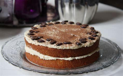 Jamie Oliver?s Cappuccino Cake ? lovinghomemade