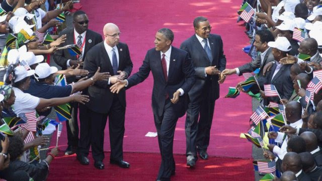The First Family Tanzania 2013-214