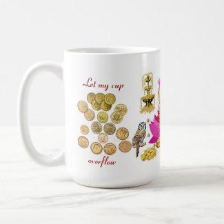 Wealth Meditation mug