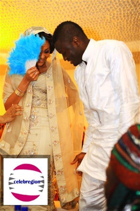 Sule Ali Muntari Weds Menaye Donkor   See Pictures