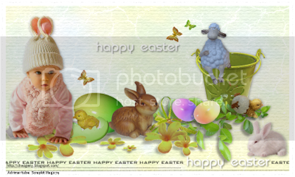 Geny- Happy easter