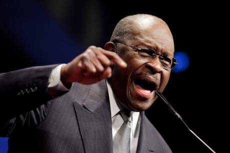 GOP civil war: Herman Cain calls for third party