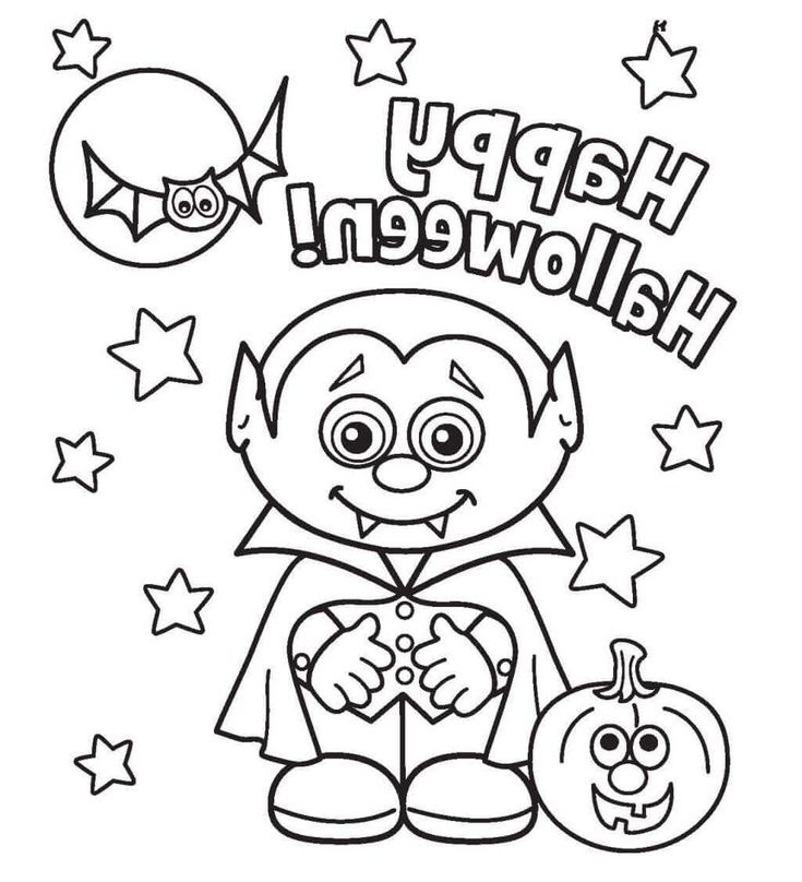 Oriental Trading Halloween Coloring Pages at GetColorings ...