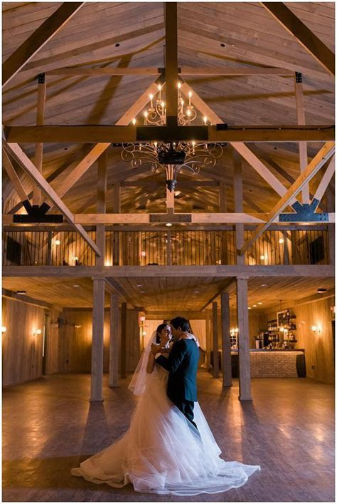 Rustic Manor was built from the ground up with weddings in