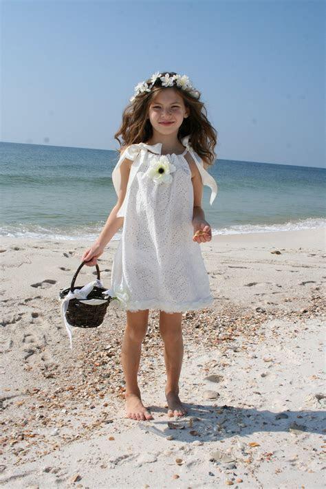 Beach wedding flower girl dresses   All women dresses