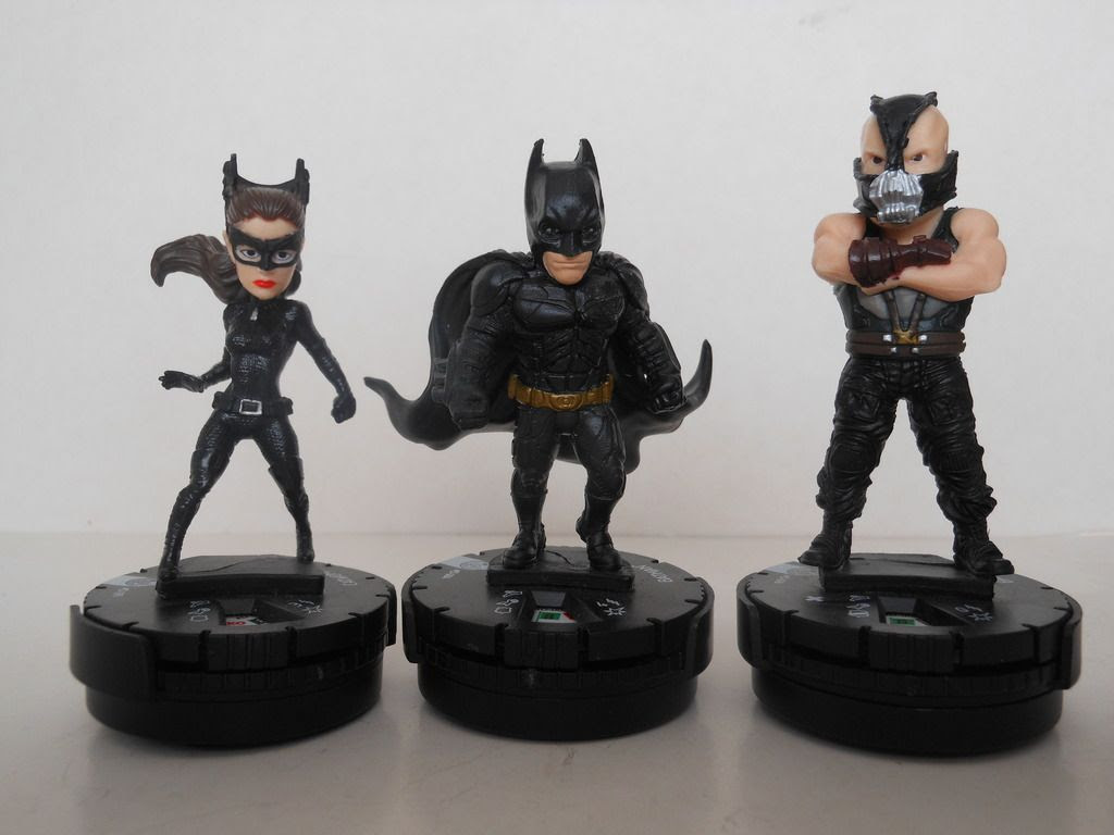 HeroClix The Dark Knight Rises