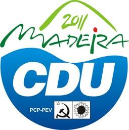 «CDU  Eleições Regionais da Madeira 2011