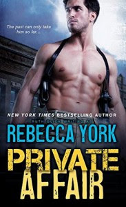 Private Affair - Rebecca York