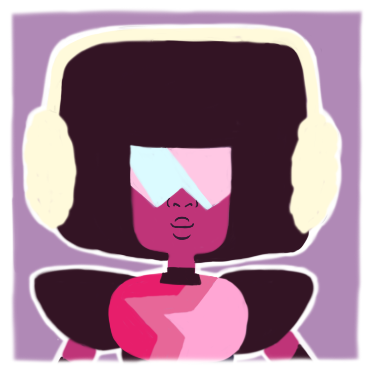 Pastel winter gems! Please feel free to use as icons with credit.