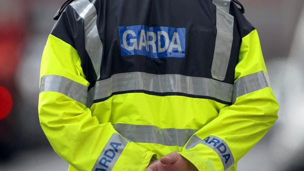 Anyone with information is asked to contact gardai