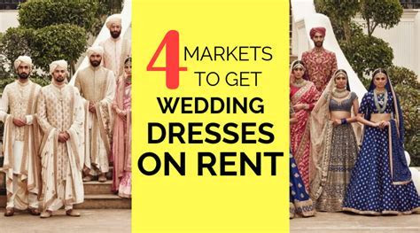 Best Places In Delhi To Get Wedding Dresses On Rent   Kahajaun