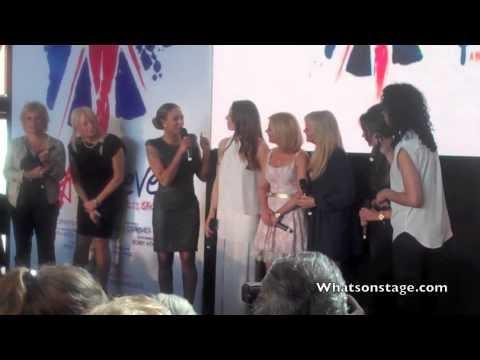 pioggia di foto e video dalla reunion delle spice girls + annuncio nuovo album di melanie c
