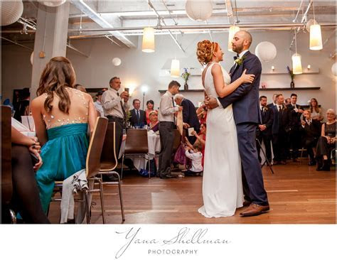 Manayunk Brewing Company Wedding Photos by Philadelphia