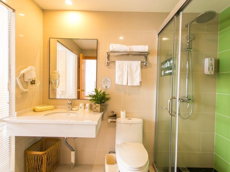 GreenTree Inn SuZhou Gongyeyuan District Jinji Lake Dushu Lake Gaojiaoqu Business Hotel Reviews
