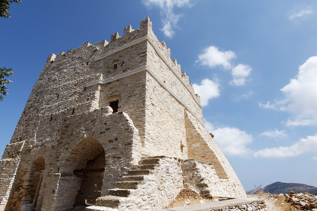 Naxos - Monastery of Fotodotis