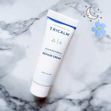 修復滋養 TRICALM 高效抗敏柔膚修護乳霜