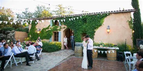 Milagro Farm Vineyards and Winery Weddings  San Diego