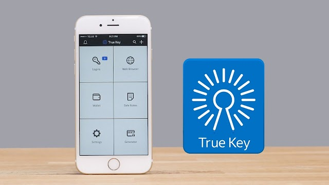 True Key Is The App That Let You Truly Say Goodbye To The Hassle Of Passwords