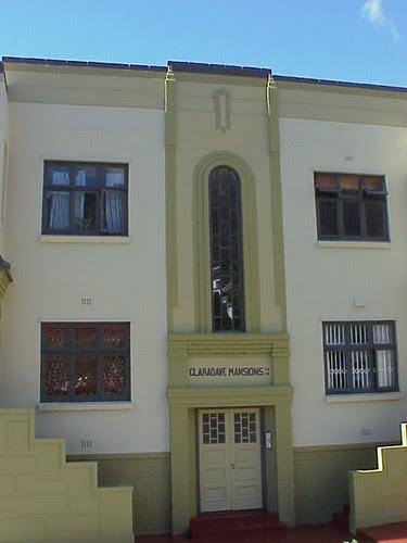 Claradave Mansions, Vredhoek