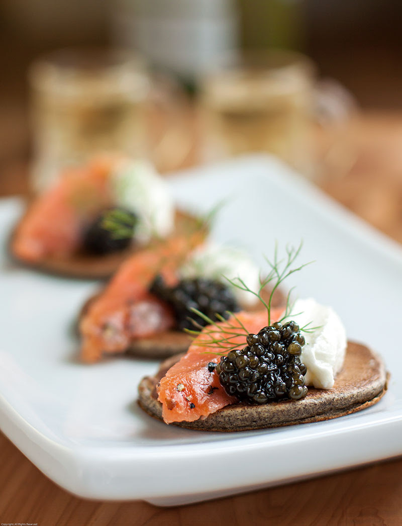 Presenting… Caviar!