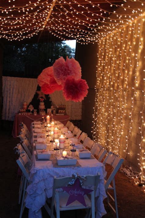 Under The Stars Party by Bloom  Part 2   Bloom Designs