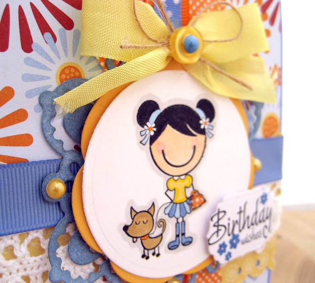 Birthday girl wishes (smirk) detail