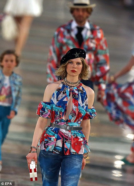 Critics: The exclusive show is also a reminder of new inequalities on the Communist-ruled island as Chanel goods are not sold in Cuba and most locals could not even dream of affording them, given even a small handbag costs thousands of dollars