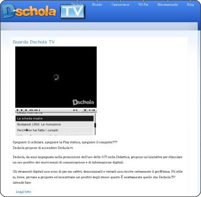 http://www.dschola.it/tv/