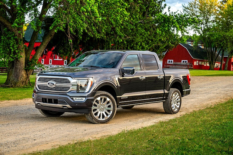 all new 2021 ford f150 pickup