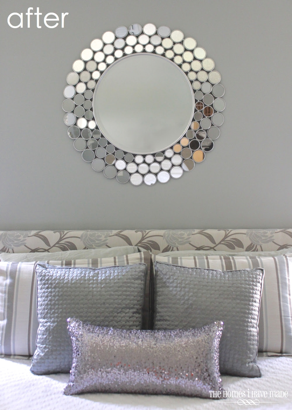 How To Spray Paint A Mirror The Homes I Have Made